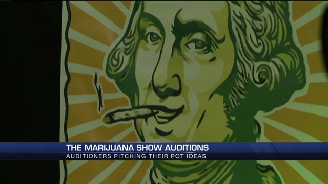 Auditions begin for marijuana-based reality show