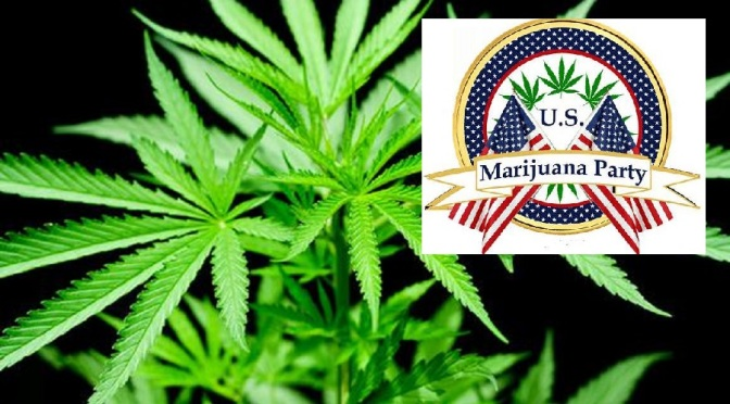 History of the U.S. Marijuana Party