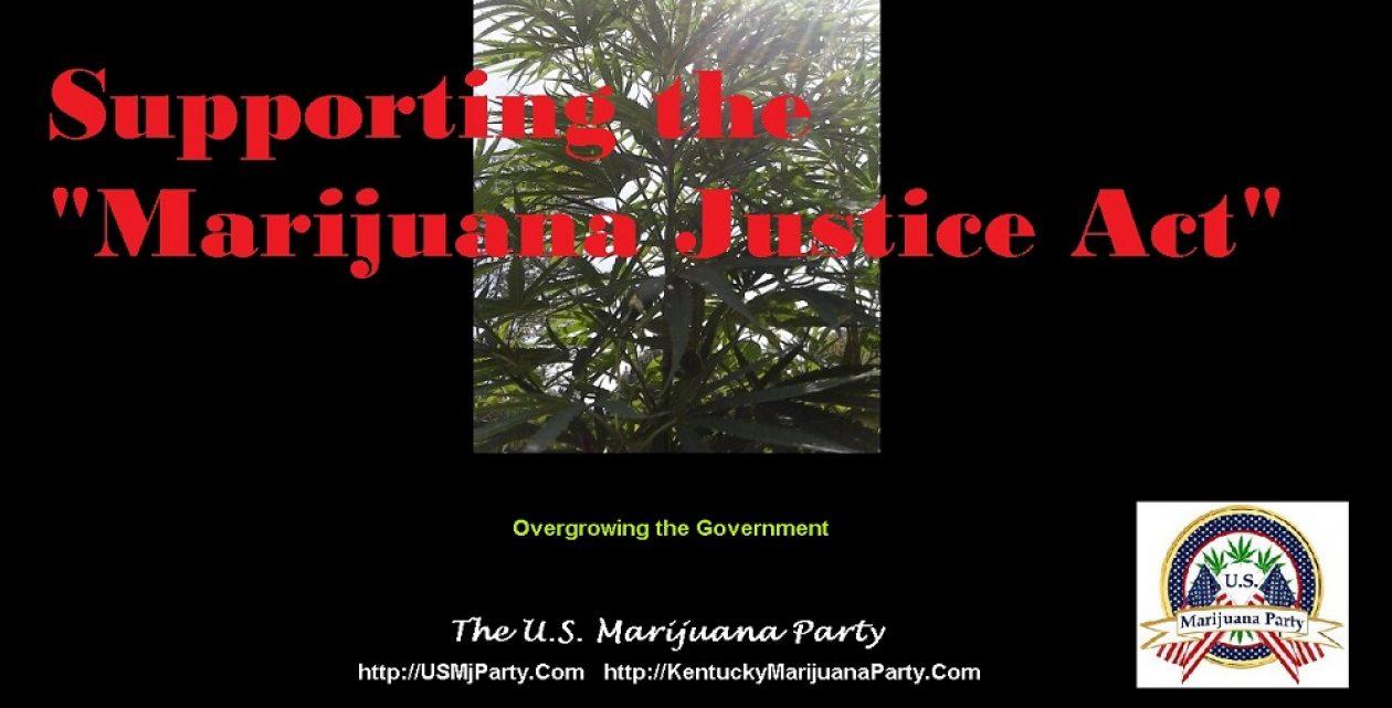 U.S. Marijuana Party