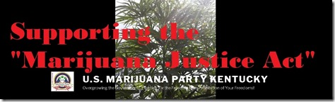 Support the Marijuana Justice Act