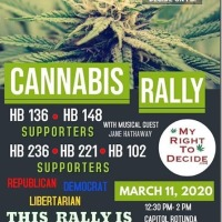 KENTUCKY CANNABIS RALLY AT THE ROTUNDA IN FRANKFORT!
